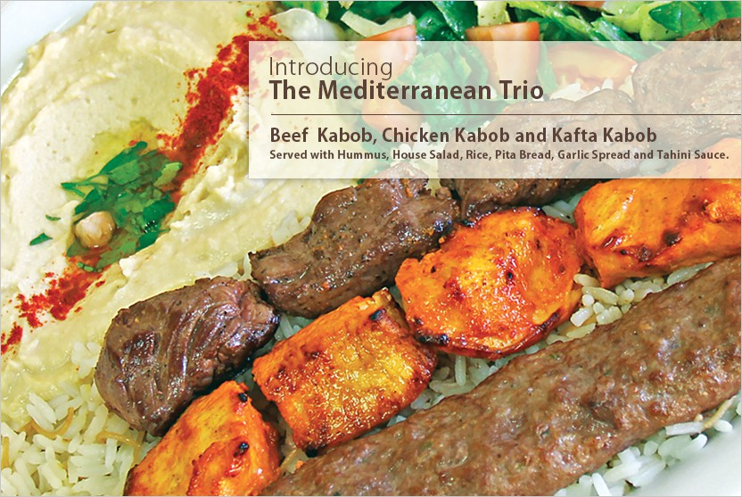 The Mediterranean Trio